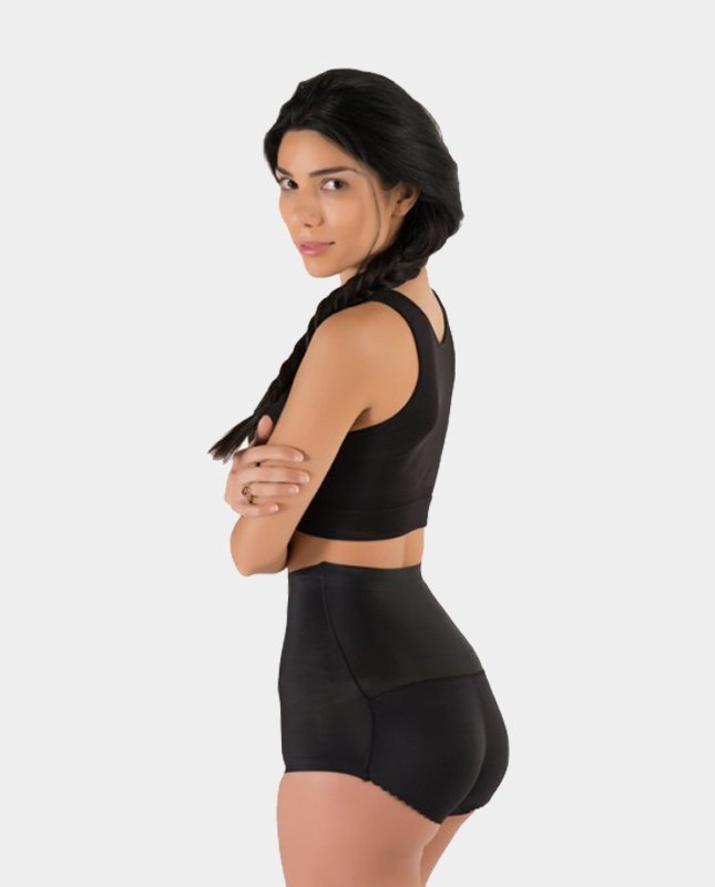 Butt Secret met Hoge Taille – Push Up voor de billen - model achterkant